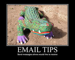 Email Tips: Send messages others would like to receive